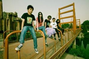 Plastered t-shirts - China