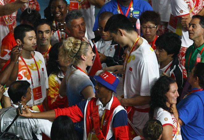 lauren jackson yao ming - photo #2