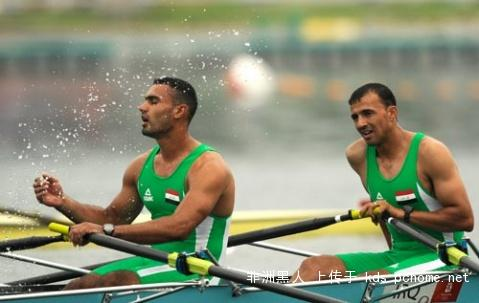 With China men's football team embarrassing the Chinese, many Chinese are inspired by Iraq's athletes overcoming so much to get to the 2008 Olympic Games.