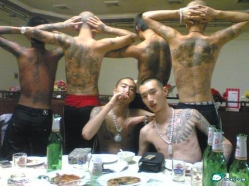 Yakuza vs. Mafia.