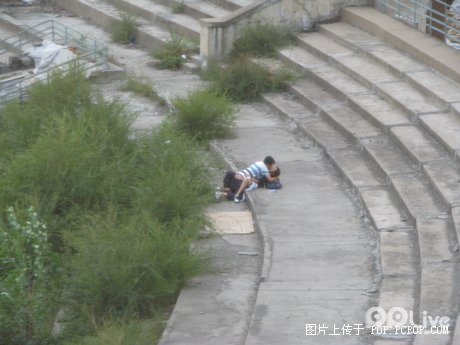 chinese students having sex outside 01 Caught: Students Having Sex In Roman Coliseum?