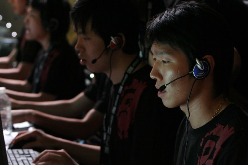 Korean Gamers. Source: http://www.flickr.com/photos/13141302@N06/1352999685/in/set-72157601932933096/