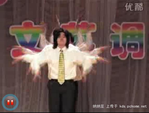 Goofy dance performances at company events and graduations in China, including at PriceWaterhouseCoopers.