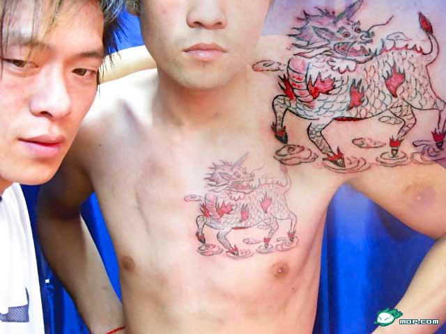 Tattoo Artist Shows Off His Awful Work & Victims - chinaSMACK
