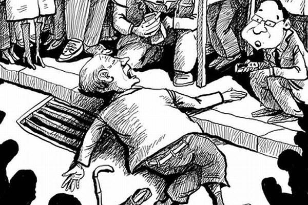 cartoon-nanjing-old-man-fell-down