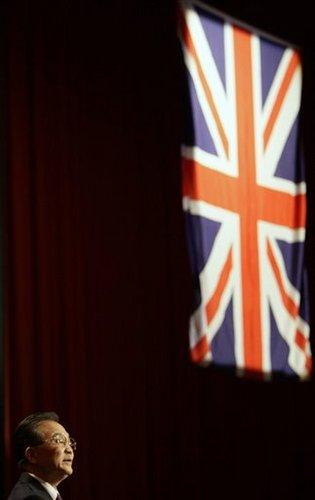 chinese-premier-wen-jiabao-cambridge-university-2009-uk-flag