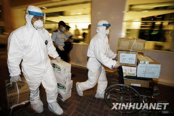 Chinese netizens are angry after a China Eastern flight from Mexico was allowed to enter China w/ a passenger that Hong Kong later confirmed to have Swine Flu.