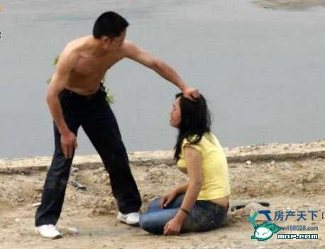 Chinese man hits unfaithful finacee