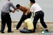 china-man-beats-pregnant-fiance-public