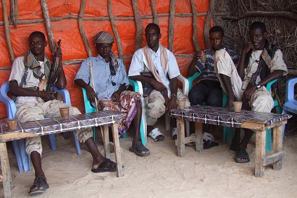 News of Somali pirates seizing the Chinese cargo ship