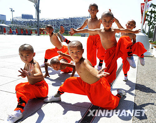 Chinese shaolin kung fu vs thai kick boxing competition for Arts martiaux chinois