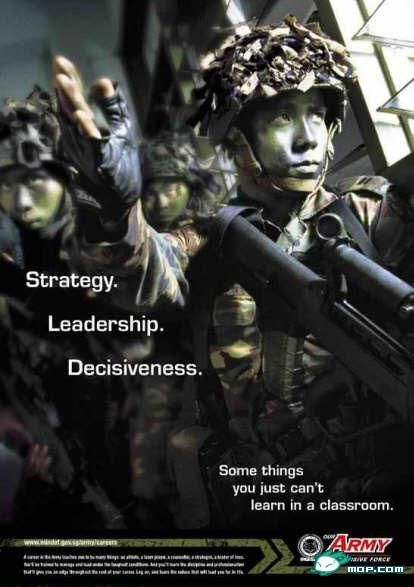 China's 2009 Military Recruitment Propaganda Posters – chinaSMACK