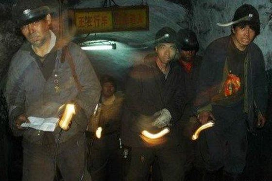 Shanxi coal bosses are part of China's 'new rich', possessing immense wealth, spending huge sums of money, & living decadent lifestyles while their miners die.