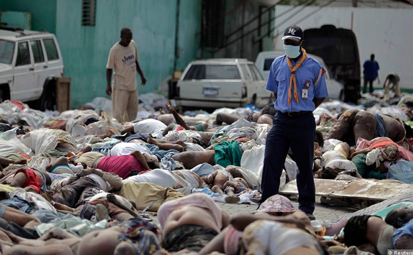 haiti earthquake thesis statement Haiti was badly hit by the earthquake four years ago the earthquake hit the capital city of port-au-prince and killing more than two hundred individuals.