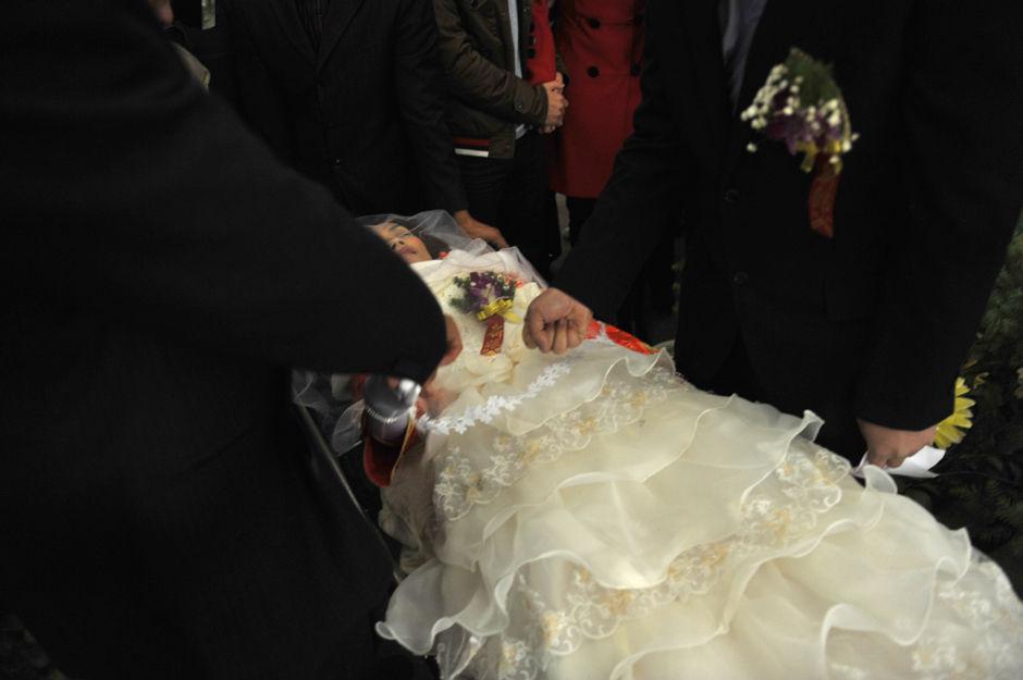 Как умерла девушка на свадьбе