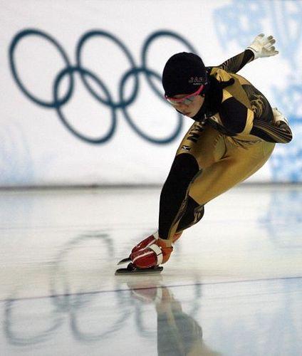 2010 Vancouver Winter Olympics, Japanese speed-skater Miho Takagi