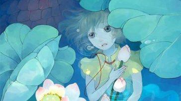 """""""Zi Bu Yu"""" original manga by young Chinese artist Xia Da aka April."""