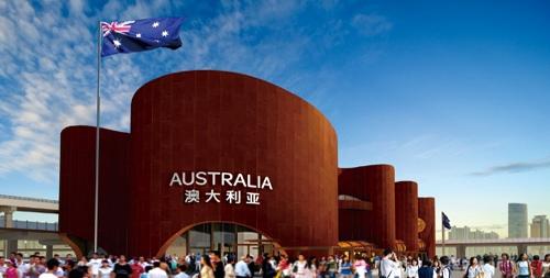 2010 Shanghai World Expo Australia Pavilion