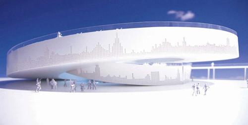 2010 Shanghai World Expo Denmark Pavilion