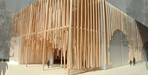 2010 Shanghai World Expo Hungary Pavilion