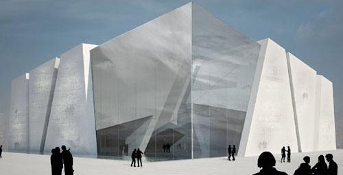 2010 Shanghai World Expo Italy Pavilion