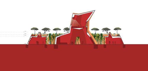 2010 Shanghai World Expo Luxembourg Pavilion