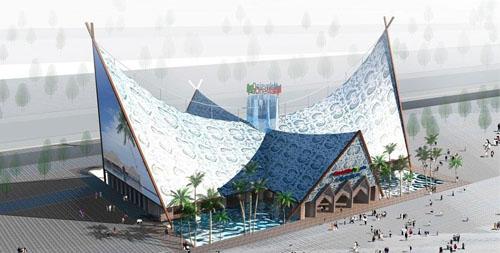 2010 Shanghai World Expo Malaysia Pavilion