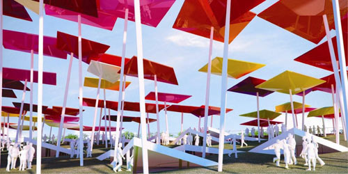 2010 Shanghai World Expo Mexico Pavilion