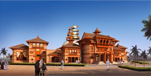 2010 Shanghai World Expo: Nepal Pavilion