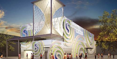 2010 Shanghai World Expo Slovakia Pavilion