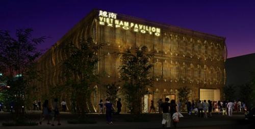 2010 Shanghai World Expo: Vietnam Pavilion