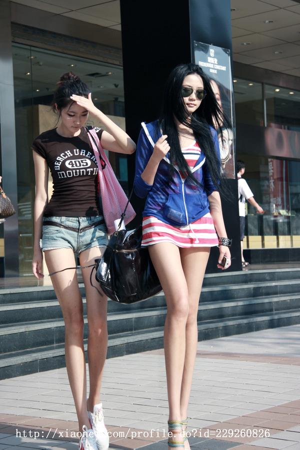 Chinese legs