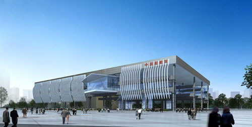 2010 Shanghai World Expo China Shipbuilding Industry Corporation Pavilion