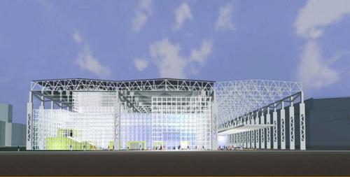 2010 Shanghai World Expo Japanese Industry Pavilion