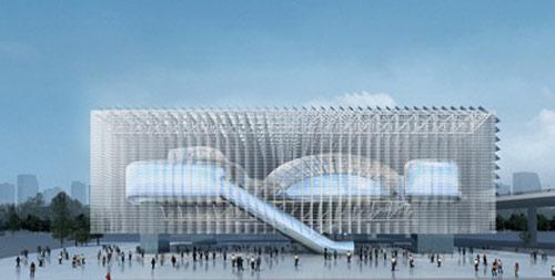 2010 Shanghai World Expo Shanghai Corporate Joint Pavilion