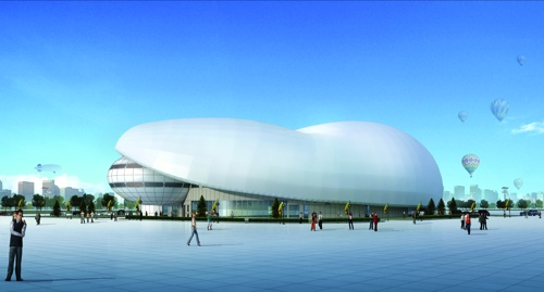 2010 Shanghai World Expo Space Pavilion