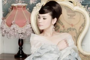 Cross-dresser Sister Zhu.