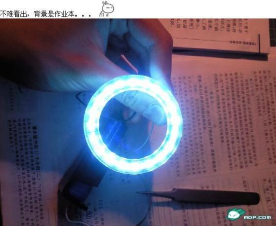 Chinese netizen shows how to make an Iron Man arc reactor.
