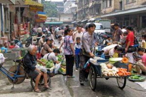 Guangzhou people.