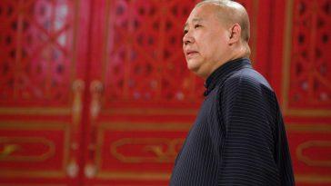Guo Degang, famous Chinese xiangsheng (crosstalk) performer.