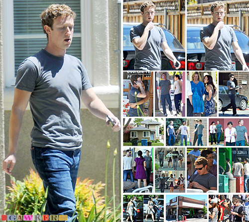 Zuckerberg's mysterious previous girlfriend will be revealed. Facebook