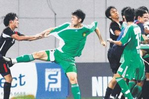 football-brawl-beijing-guo-an-singapore-young-lions-preview