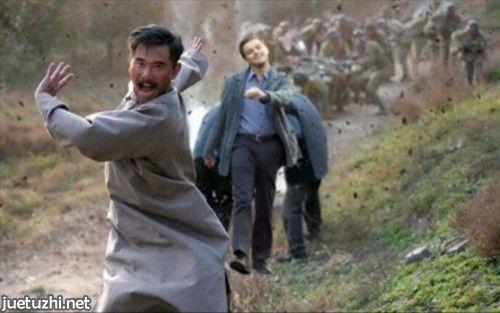 """Inception Leonardo DiCaprio """"strutting"""" photoshop."""