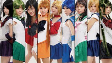 Live action Sailor Moon.