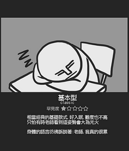 http://www.chinasmack.com/wp-content/uploads/2010/10/chinese-student-sleeping-positions-02-classic.jpg