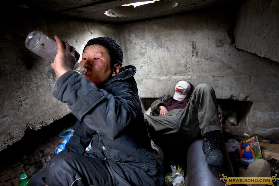 Image result for homeless people drunk
