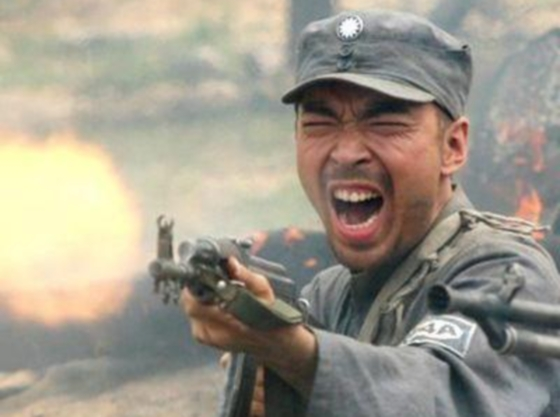Anachronisms in Chinese war films and television serial dramas.