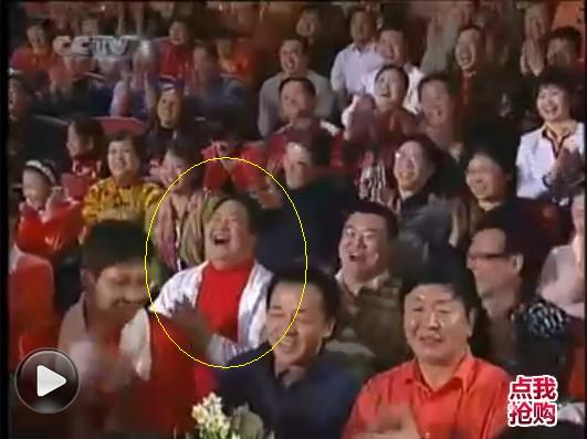 Sharp-eyed Chinese netizens have noticed that the same person has appeared in the audience of the annual CCTV Spring Festival Gala (New Year's Gala) for 10 years straight!