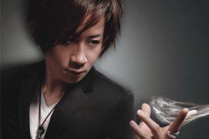 Taiwanese magician Liu Qian.