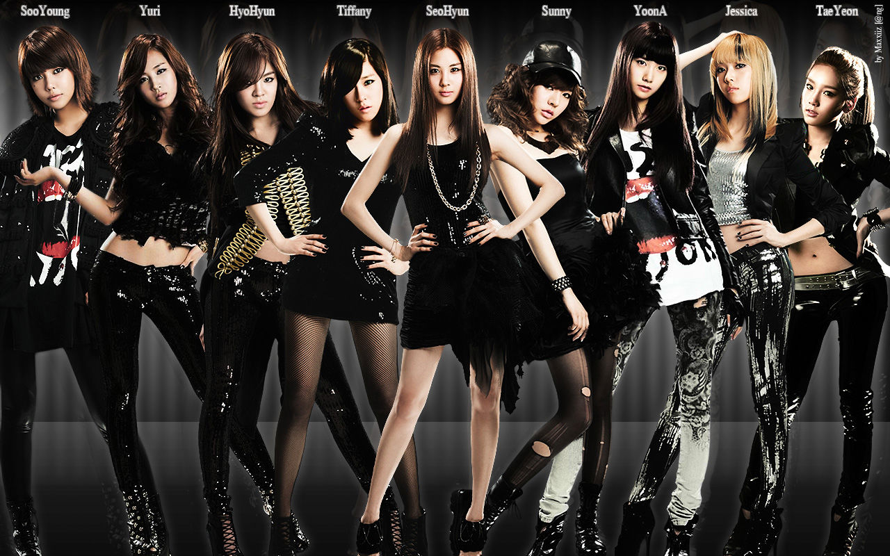Girls Generation. : Shanghai Open Chat